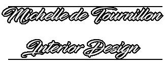 Michelle de Tournillon Designs Logo